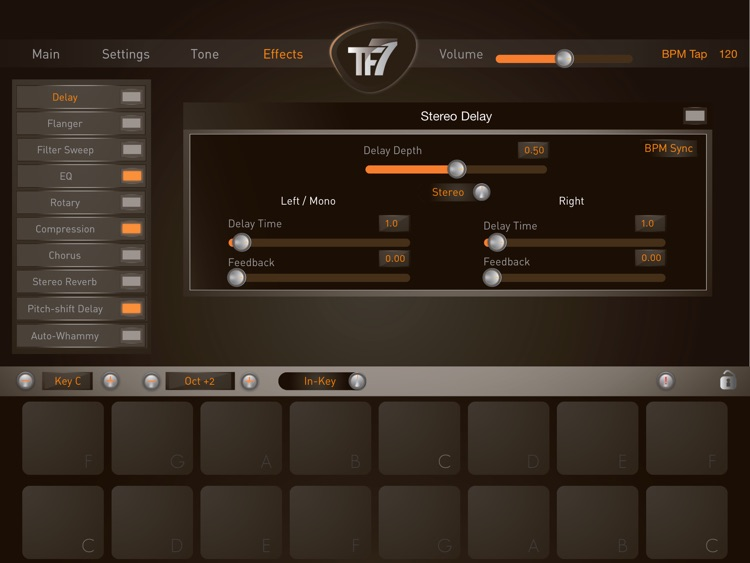 TF7 Synth screenshot-4