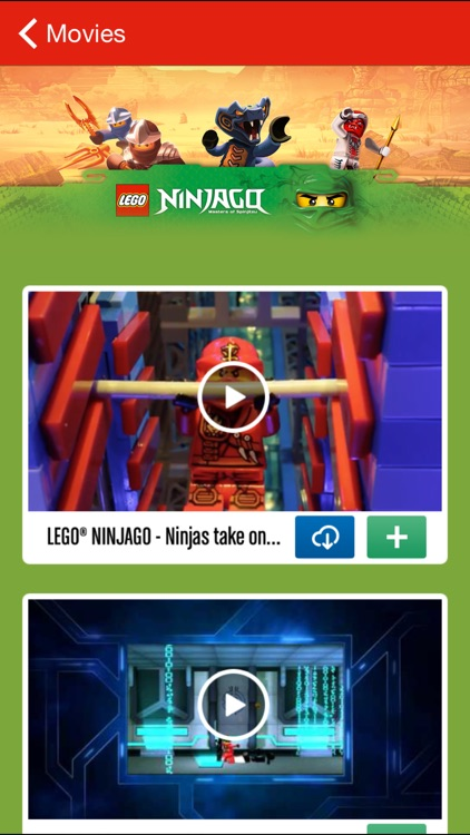 LEGO® TV screenshot-3
