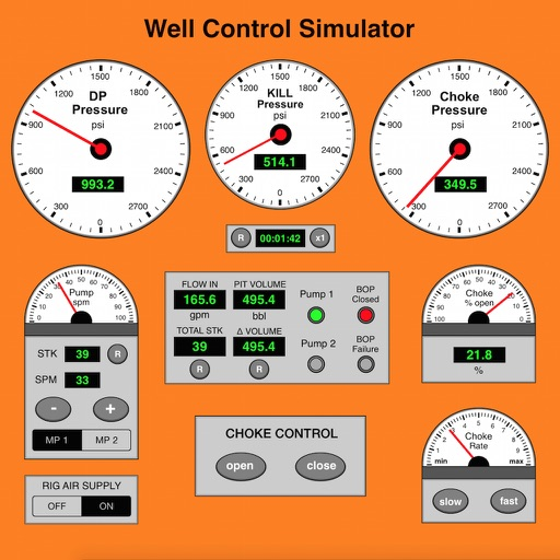 Well Control Simulator 2