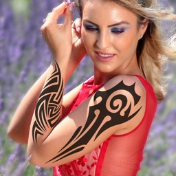 Tattoo Salon Photo Editing - Try Artist Tattoos Designs for Body Color & Inked Effects