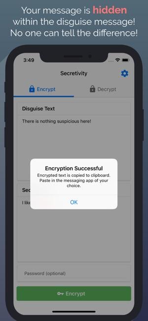 Secretivity – Lock & Hide Text on the App Store