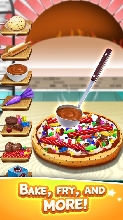 Kids Cooking Food Maker Games (Girl Boy) Free screenshot-3