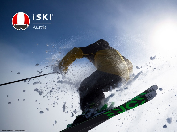 iSki Austria HD - the Ski App