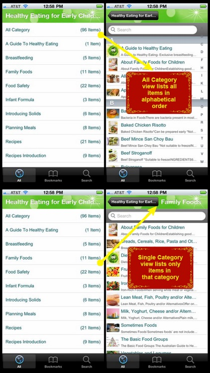 Healthy Eating for Early Childhood screenshot-3