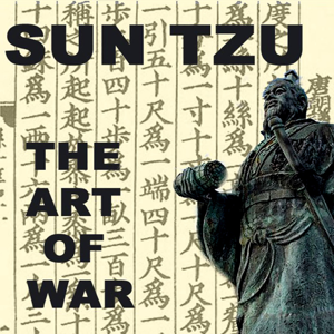 The Art Of War - Sun Tzu.  AudioEbook app