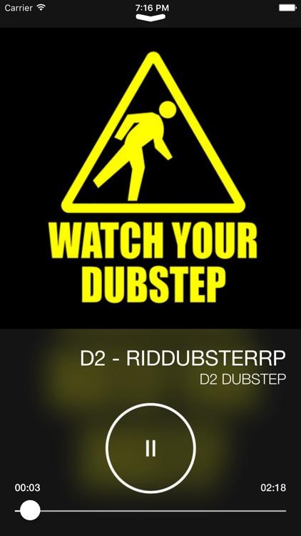 Dubstep Music & Songs Free screenshot-3