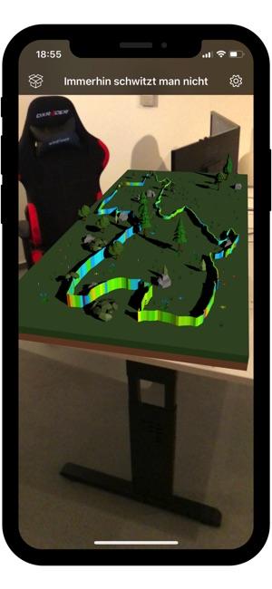 Bike Ride AR Screenshot