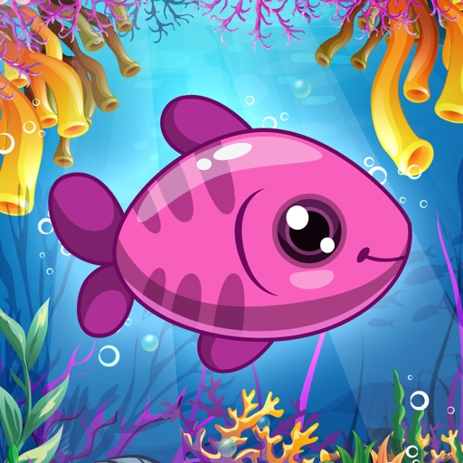 Find the Pair: Sea Animals: Free Matching Games