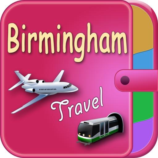 Birmingham offline Map Travel Guide