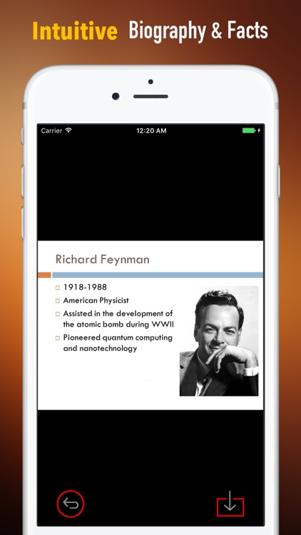 Biography and Quotes for Richard Feynman
