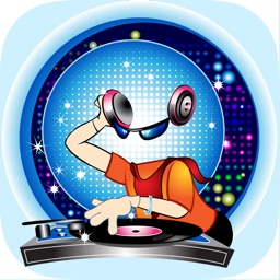 DJ Stage Photo Booth - Become The Coolest DJ & Edit Pics With Awesome Stickers In Montage Maker
