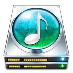 Ícone do app TuneSpan  —  Your iTunes Library on Multiple Drives