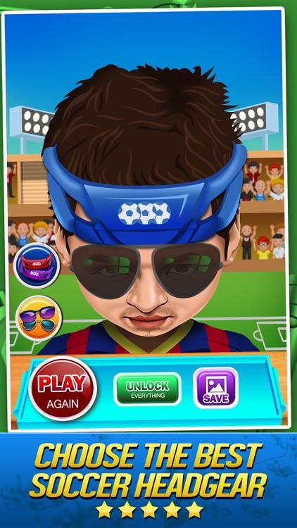 Soccer Doctor Surgery Salon - Kid Games Free screenshot-3