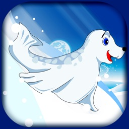Epic Baby Seal Glider - A Cool Winter Adventure for Kids