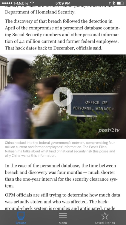 The Washington Post screenshot-3
