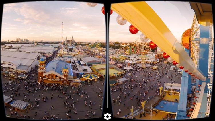 VR Oktoberfest Techno Power & Roller Coaster Ride screenshot-4