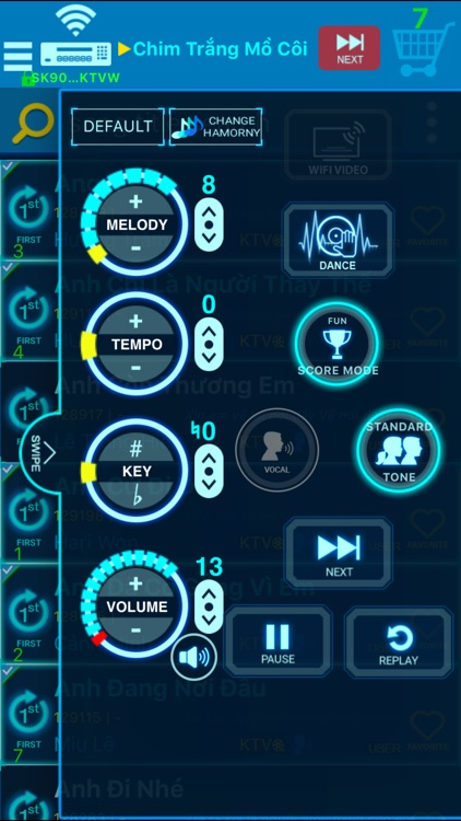 Karaoke Connect screenshot-3
