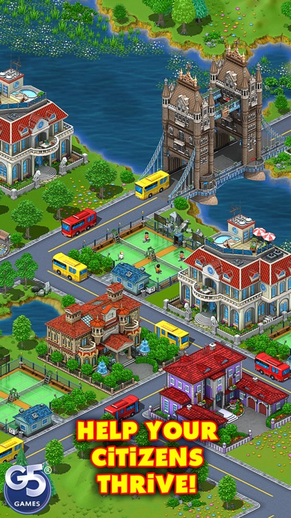 Virtual City Playground screenshot-4