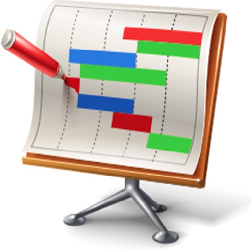 Project Management Ms Gantt Chart Amp Task Planner By De