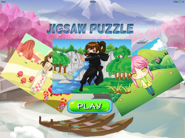 anime jigsaw puzzle active learning 5th grade game