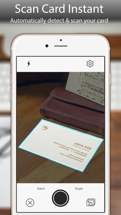 Business card scanner pro by odyssey apps ltd ios united states screenshots colourmoves
