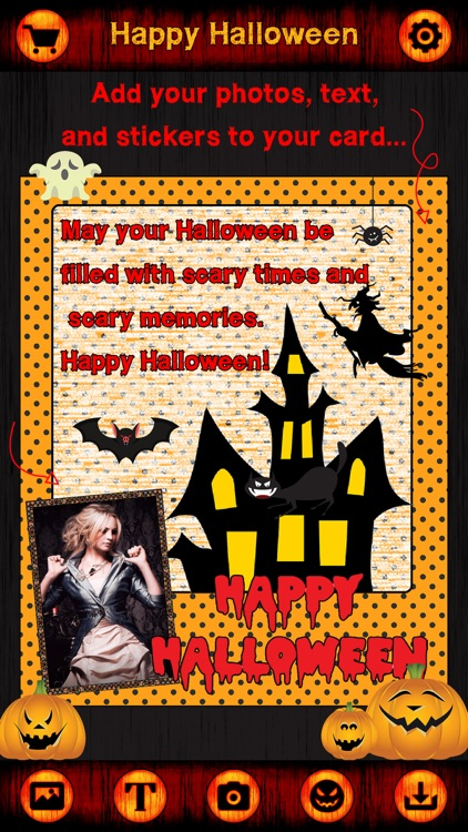 Pro Halloween Cards, Stickers, Frames for Greeting