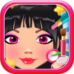 star hair and salon makeup fashion games free