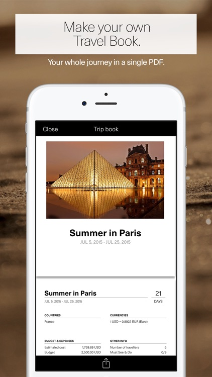 TripRider - Travel Planner and Organizer screenshot-4