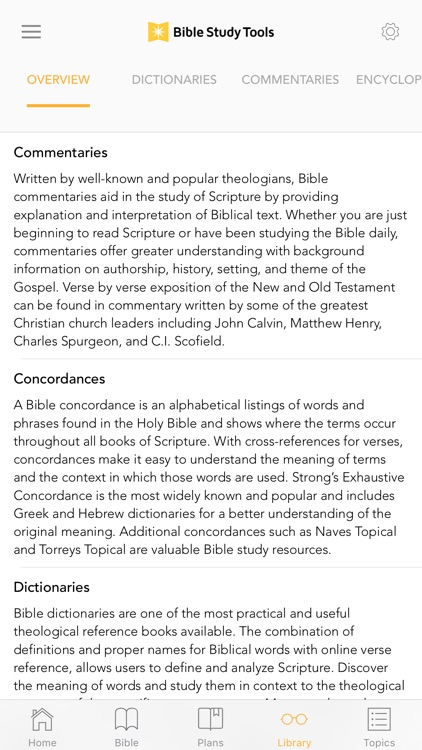 Bible Study Tools screenshot-4
