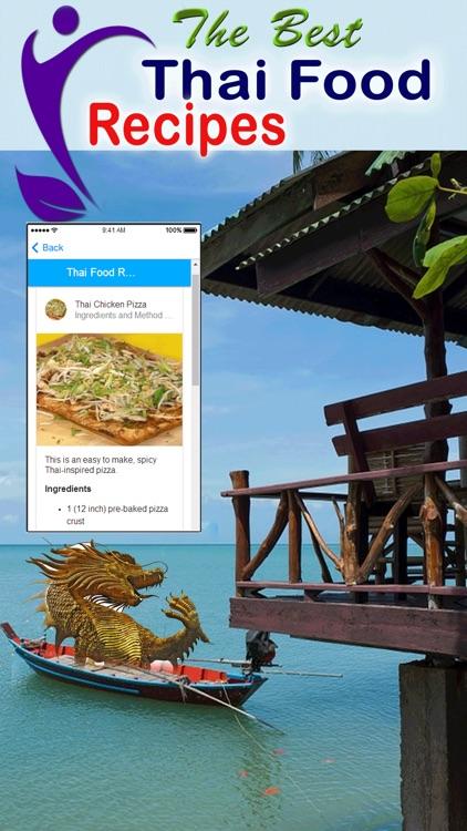 Thai Food Recipes and Cuisine Ideas