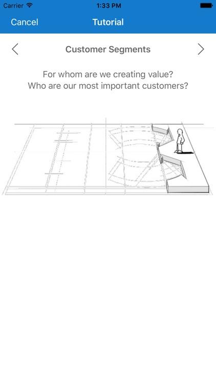 Startup Canvas - Business Model Canvas screenshot-3