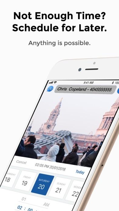 Clearvue - Text and Walk Screenshots