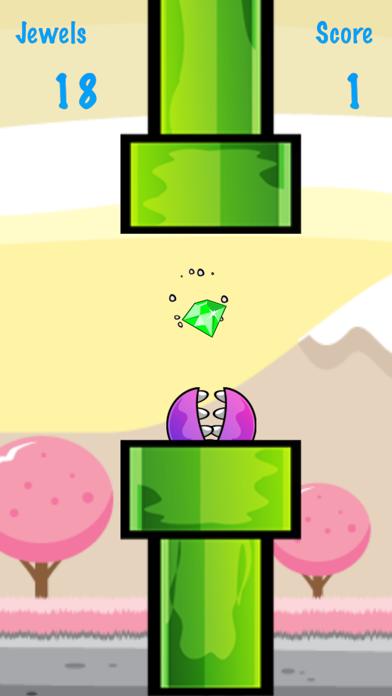 Rawr's Flippy Flappy Fun screenshot four