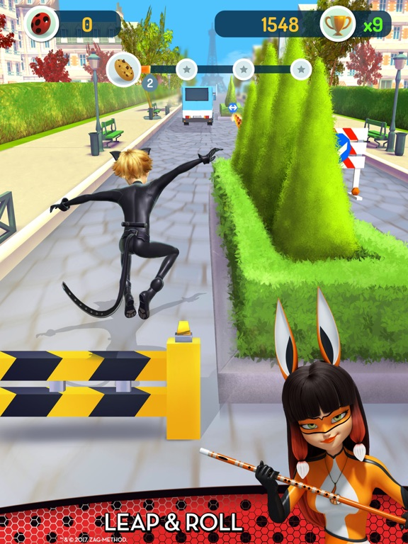 Miraculous Ladybug & Cat Noir screenshot 8