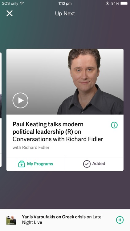 ABC Radio screenshot-3