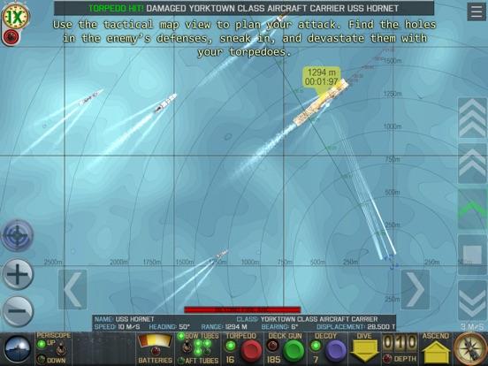Crash Dive Screenshots