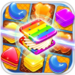 Cookie Crush Hero : Match3 Puzzle Mania