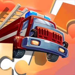 Funny Cars for Kids - An Animated Transport Puzzle Game for Kids and Toddlers
