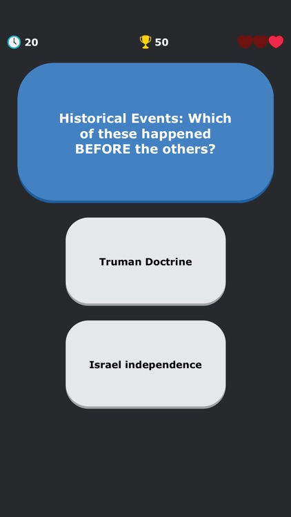 History Quiz - School Trivia screenshot-8