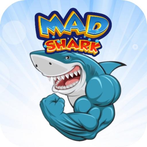 Mad Shark - Blue Sea Fishing Adventure FREE iOS App