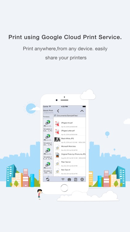 Quick Print Cloud Lite