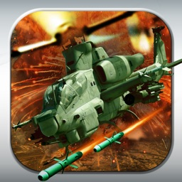 Real Apache Missions 3d - Kill the terrorists with your helicopter and shoot tanks and trucks in this battle.