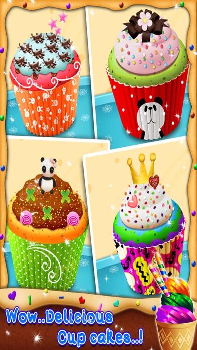Kids Cupcake Maker - Cooking Fun screenshot three