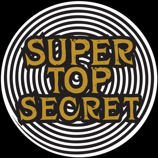 Super Top Secret Sticker Pack 1