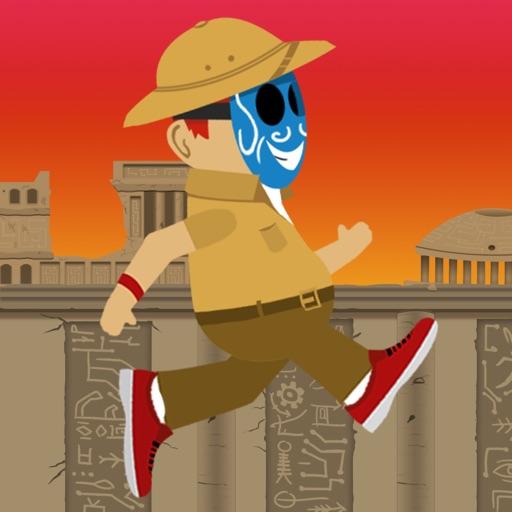 Run Bob Run - Uncharted Rush and Jump Saga iOS App