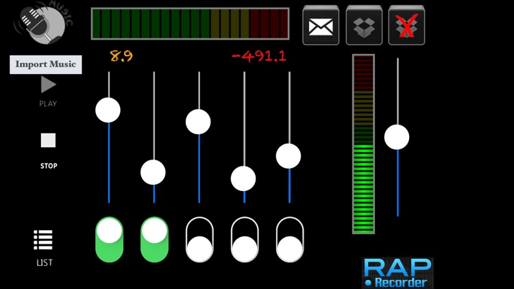 Rap Recorder screenshot-2