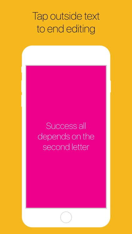 Sticky Note - On your Screen