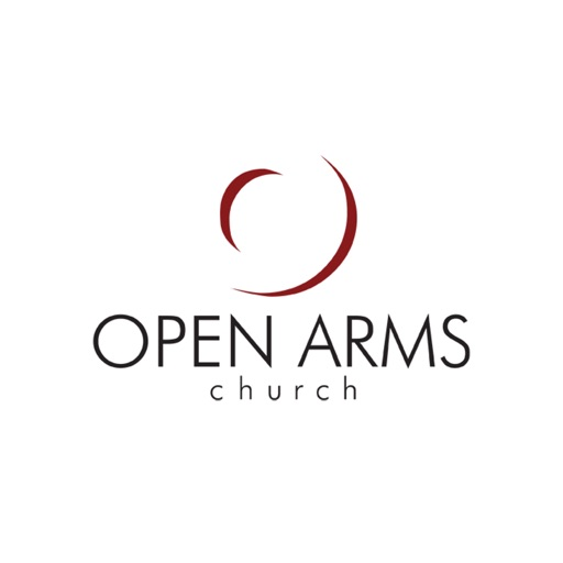 Open Arms Church App icon