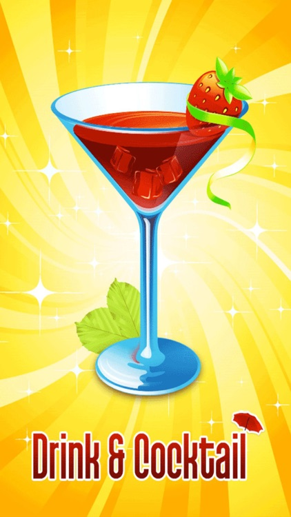 8,500+ Drink & Cocktail Recipes Free screenshot-0