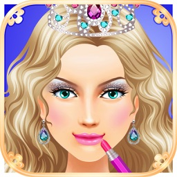 Princess Stylist - Girls Dress Up and Makeup Salon